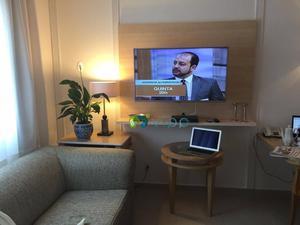 Flat com 1 dormitório à venda, 40 m² por R$ 750.000,00 - Jardim Paulista - São Paulo/SP