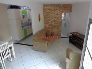 Sobrado com 3 dormitórios à venda, 110 m² por R$ 265.000,00 - Vila Cardoso Franco - São Paulo/SP