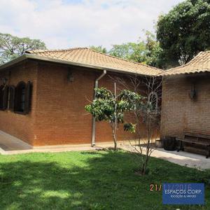 Belíssima Casa residencial à venda, Morumbi, São Paulo.