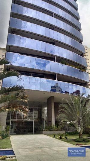Meia laje comercial (duplex) para alugar, 335m² - Moema, São Paulo - CJ0449.