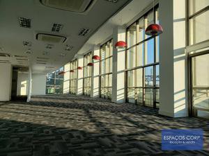 Laje comercial, 476m² - venda ou aluguel - Brooklin - São Paulo/SP