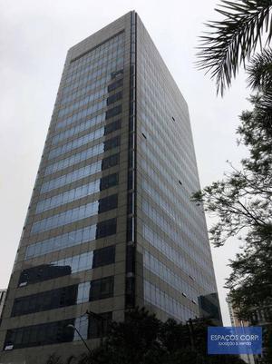 Laje, 306m² - venda por R$ 5.000.000 ou aluguel por R$ 20.000/mês - Brooklin - São Paulo/SP