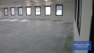 Conjunto comercial para alugar, 321m² - Brooklin - São Paulo/SP