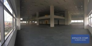 Laje corporativa para alugar, 1943m² - Lapa - São Paulo/SP