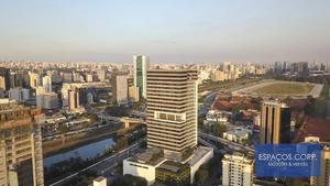 Laje corporativa para alugar, 7395m² - Butantã - São Paulo/SP