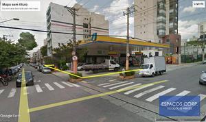 Terreno comercial, 623m² - venda por R$ 8.000.000 ou aluguel por R$ 22.000/mês - Barra Funda - São Paulo/SP