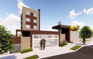 Apartamento  com área de terraço privativo