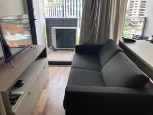 Studio com 1 dormitório à venda, 35 m² por R$ 870.000 - Itaim Bibi - São Paulo/SP