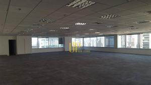 Sala para alugar, 267 m² por R$ 18.700/mês - Brooklin Novo - São Paulo/SP