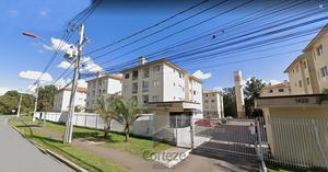 Apartamento semi-mobiliado 3 quartos em Araucária