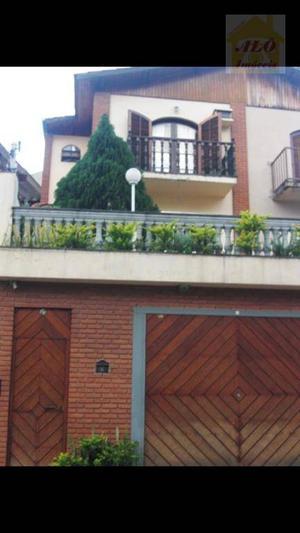 Sobrado à venda, 256 m² por R$ 823.400,00 - Chora Menino - São Paulo/SP