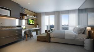 Studio com 1 dormitório à venda, 23 m² por R$ 300.000 - Bela Vista - São Paulo/SP