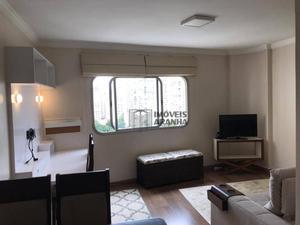Apartamento com 1 dormitório para alugar, 48 m² por R$ 2.700/mês - Bela Vista - São Paulo/SP