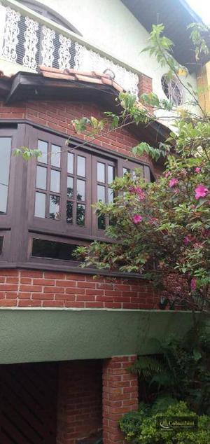Sobrado com 3 dormitórios à venda, 238 m² por R$ 675.000,00 - Jardim Patente Novo - São Paulo/SP