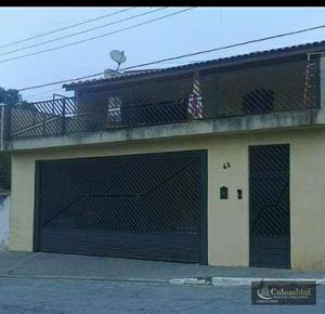 Sobrado com 3 dormitórios à venda, 290 m² por R$ 650.000,00 - Vila Industrial - São Paulo/SP