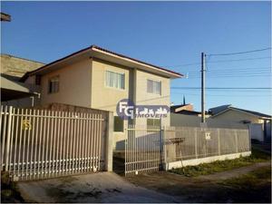 Casa à venda, 50 m² por R$ 184.000,00 - Planta Quississana - São José dos Pinhais/PR