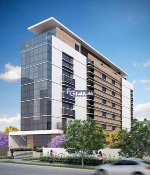 Apartamento com 1 dormitório à venda, 45 m² por R$ 433.000,00 - Batel - Curitiba/PR