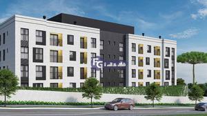 Apartamento com 3 dormitórios à venda, 56 m² por R$ 184.900,00 - Centro - Araucária/PR