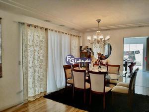 Sobrado à venda, 240 m² por R$ 989.000,00 - Braga - São José dos Pinhais/PR