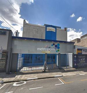 Prédio à venda, 669 m² por R$ 2.553.000,00 - Eldorado - Diadema/SP