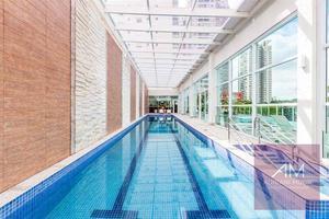 Excelente Apartamento Blanc Campo Belo com 185 m² em localização privilegiada .  São Paulo