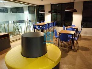 Laje para alugar, 300 m² - Vila Olímpia - São Paulo/SP - LJ0018.