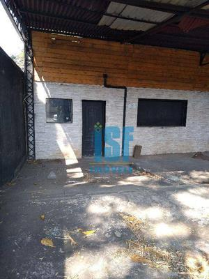 Terreno para alugar, 420 m² por R$ 4.000/mês - Jaguaré - São Paulo/SP