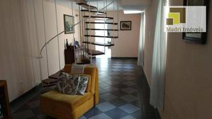 Sobrado com 3 dormitórios à venda, 202 m² por R$ 749.000 - Vila Leopoldina - São Paulo/SP