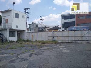 Imobiliária Madri Imóveis Galpão Vila Anastacio