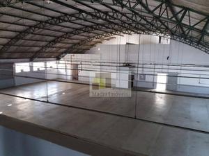 Galpão, 2720 m² - venda por R$ 10.000.000,00 ou aluguel por R$ 62.500,09/mês - Água Branca - São Paulo/SP