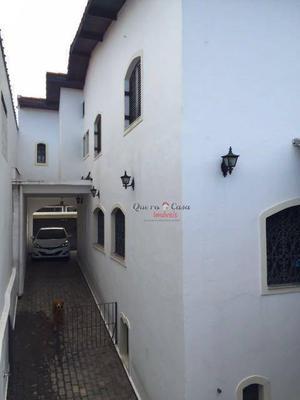 Sobrado residencial para venda e locação, Vila Moreira, São