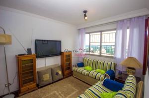 Apartamento residencial para locação mobiliado, Vila Romana,