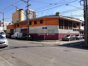 Galpão comercial para locação, Vila Gomes Cardim, São Paulo.