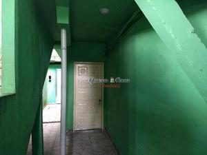 Casa com 2 dormitórios para alugar, 70 m² por R$ 750/mês - J