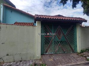 Casa com 2 dormitórios para alugar, 80 m² por R$ 1.200/mês -