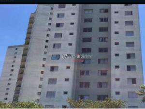 Apartamento com 2 dormitórios à venda por R$ 280.000 - Parqu