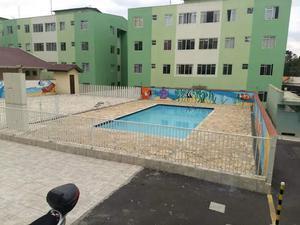 Apartamento com 3 dormitórios à venda, 59 m² por R$ 215.000 - Sabiá - Araucária/PR - aceita permuta em Itapoá