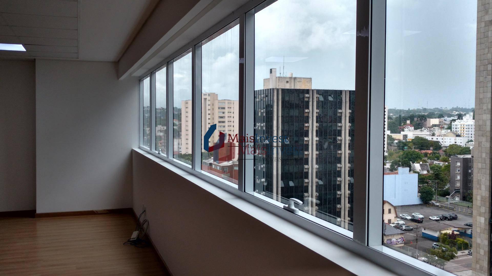 Sala para alugar, 63 m² - Centro Cívico - Curitiba/PR