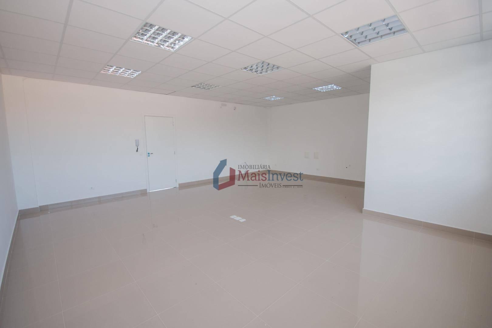 Sala para alugar, 25 m² por R$ 1.025/mês - Atuba - Colombo/PR