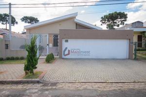 Casa com 3 dormitórios à venda, 221 m² - Seminário - Curitiba/PR