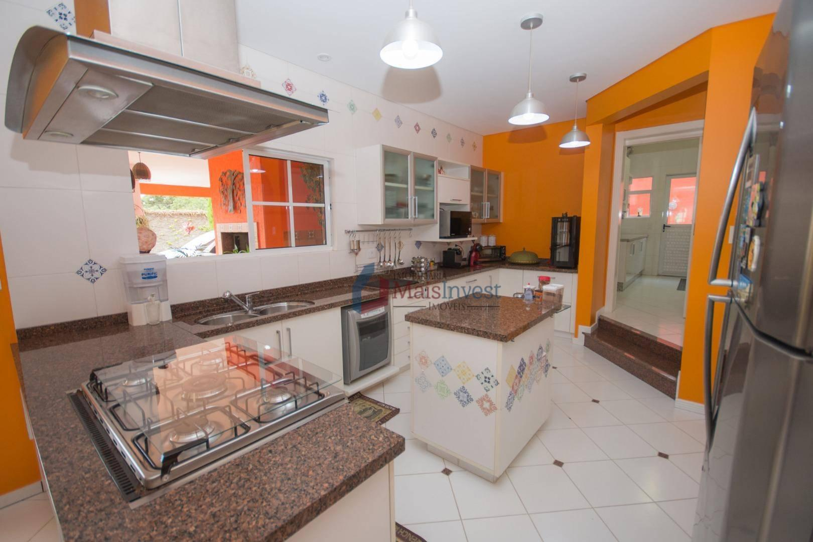 Casa com 3 dormitórios à venda, 337 m² por R$ 1.970.000 - Alphaville Graciosa - Pinhais/PR