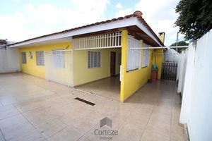 Casa terrea com 3 quartos no Cajuru