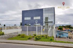 Prédio 700 m² 3 Andares na Av.Rui Barbosa em São Jose dos Pinhais