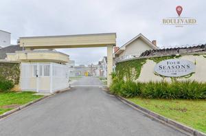 Terreno em Condomínio Four Seasons 320,50 m² em Santa Felicidade