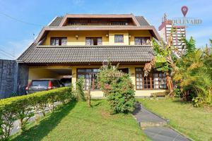 Casa com 3 dormitórios à venda, 332 m² por R$ 1.200.000 - Capão Raso - Curitiba/PR