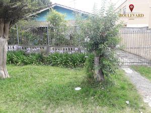 Terreno à venda, 720 m² por R$ 680.000 - Fanny - Curitiba/PR