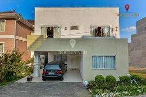 Casa no Residencial Bella Vista, com 3 dormitórios à venda, 245 m² por R$ 950.000 - Santa Cândida - Curitiba/PR