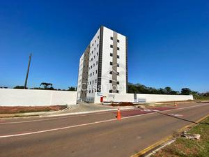 Quitinete à venda Uvaranas - Edifício Dzazio
