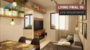 Apartamento com 2 dormitórios à venda, 44 m² por R$ 164.900,00 - Planta Bairro Weissópolis - Pinhais/PR