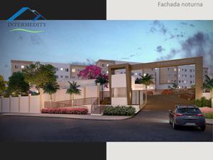 Apartamento com 2 dormitórios à venda, 38 m² por R$ 138.900,00 - Capela Velha - Araucária/PR